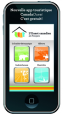 application mobile Canada Ouest