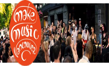 Make Music Vancouver 2013