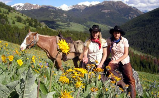 Chilcotin Holidays Guest Ranch