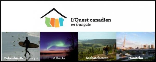 L'Ouest canadien en français