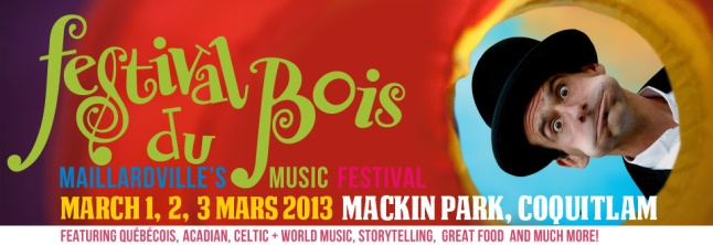 Festival du Bois, Coquitlam