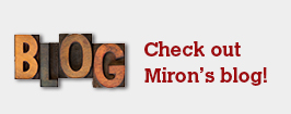 Check out Miron's blog!