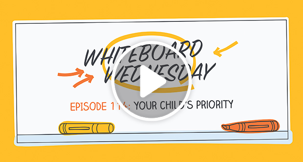 Your Kids Need A Budget Sooner Than You Think | Whiteboard Wednesday: Episode 114