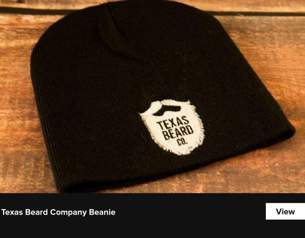 Texas Beard Company Beanie - View