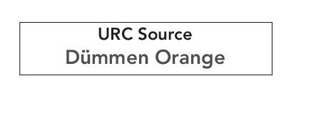 URC Source: Dümmen Orange