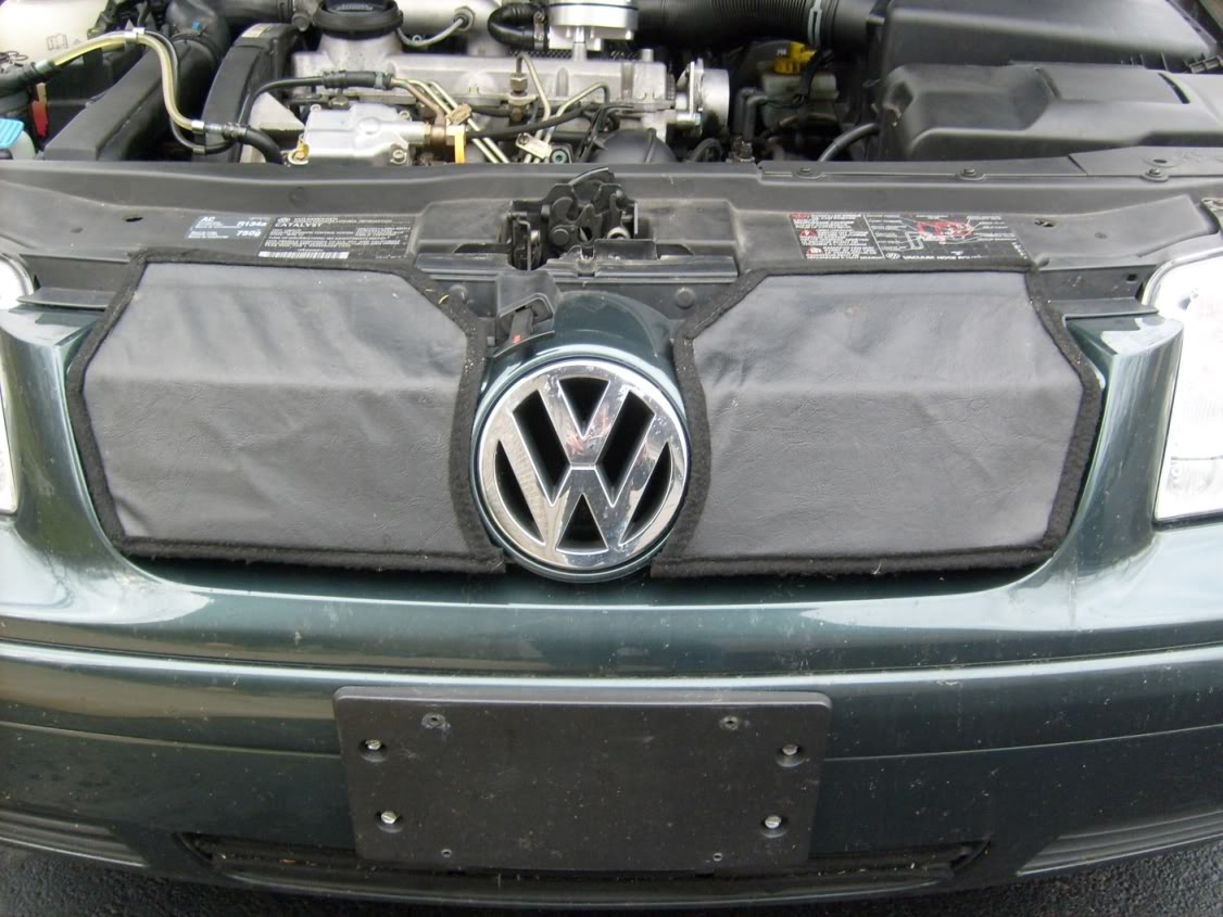 Jetta Winter Front