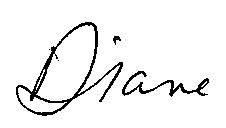Diane Signature