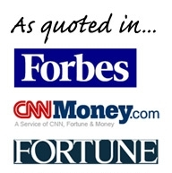 Will Hepburn quoted in Forbes, CNNMoney, Fortune