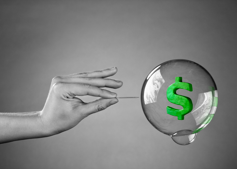 What's Next in the Series of Investment Bubbles?