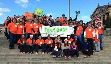 Team Gabe Race for Hope