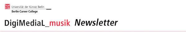 DigiMediaL_musik Newsletter Abonnement