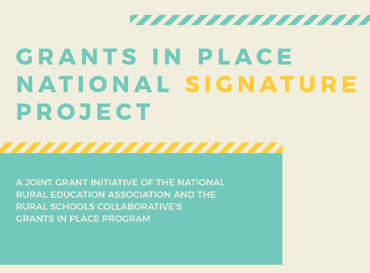 Rural teachers, apply for our $2,500 nationwide place-based grant award