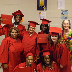 Project Rise graduates