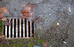 stormwater drain