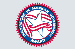 seal of the innovations in american government award
