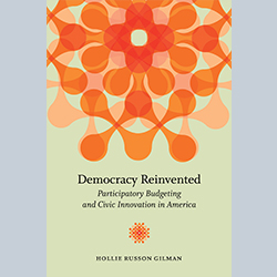 book cover for Democracy Reinvented