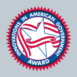 Innovations in American Government Award seal