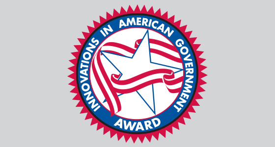 Innovations in American Government Award logo