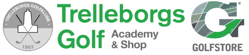 Logo Trelleborgs Golf Academy och Golfstore