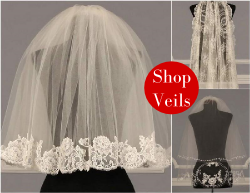 50% OFF all Veils
