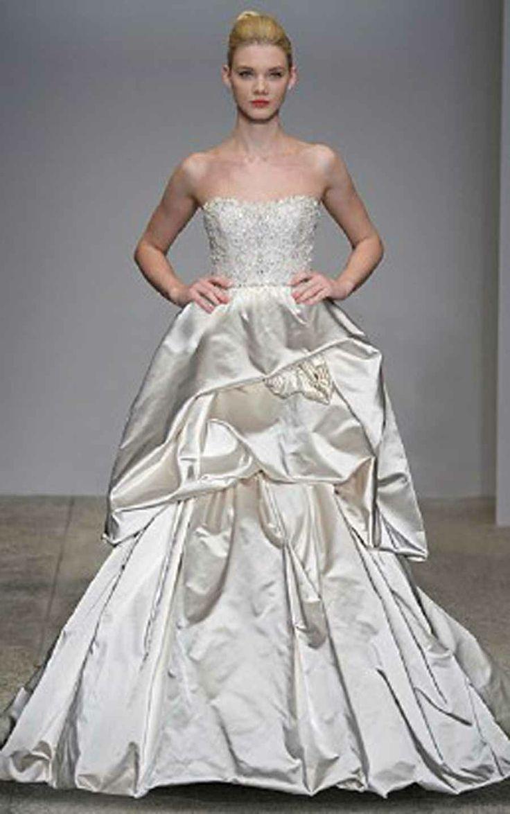 Kenneth Pool Disocunt Designer Wedding Dresses