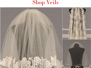 25% off all Bridal Veils