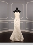New Oscar de la Renta 92N13 Couture Bridal Gown