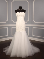 New Monique Lhuillier Seraphina Couture Bridal Gown