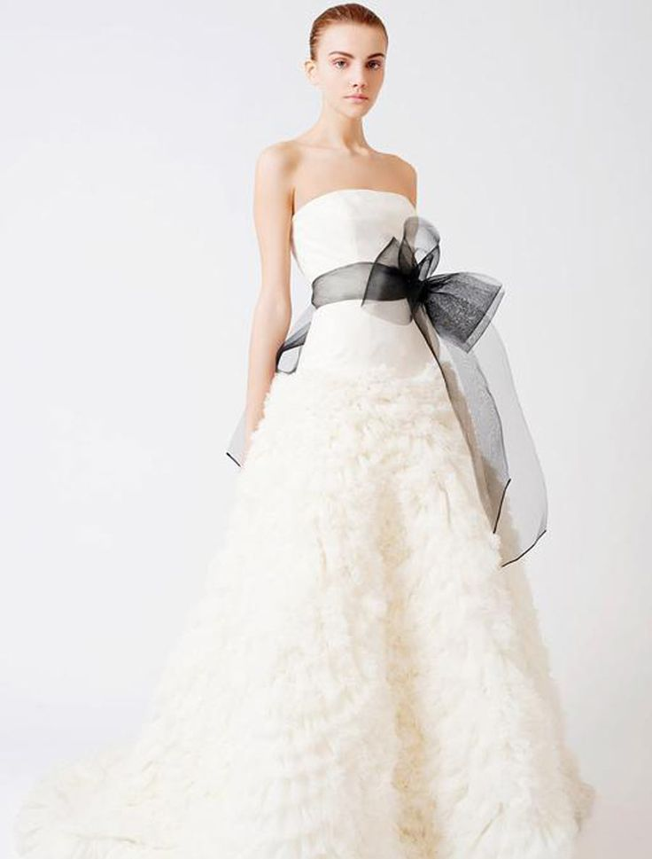 Vera Wang Discount Designer Wedding Dresses