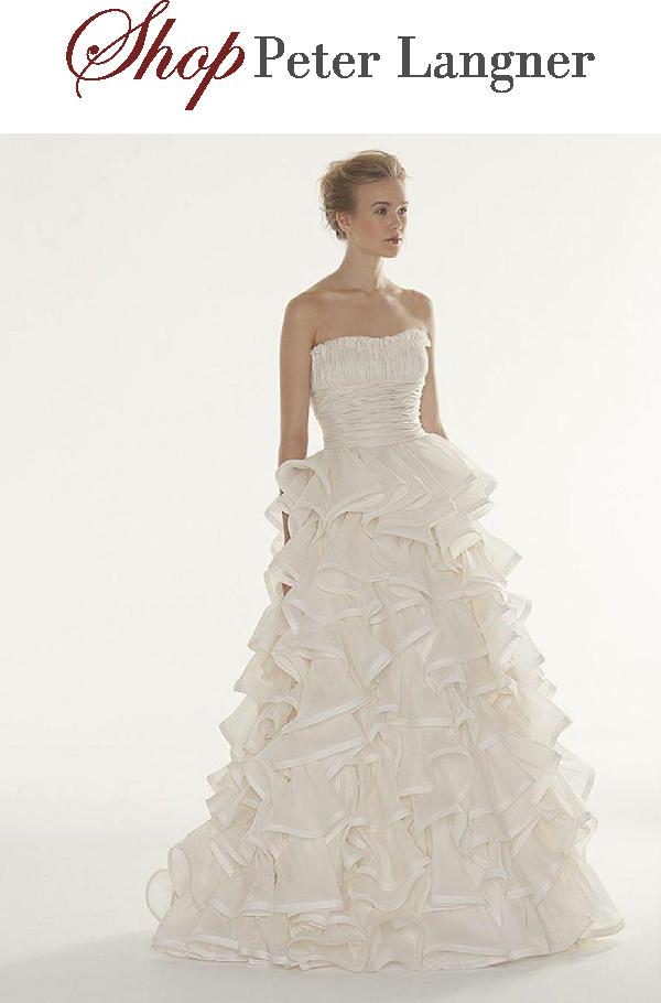 30% OFF Peter Langner Dresses & Veils