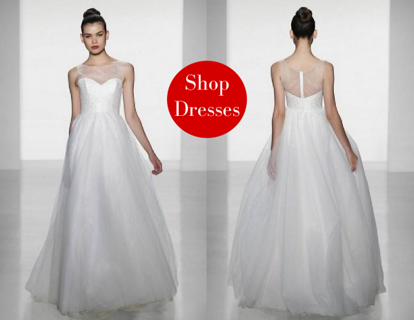25% off all designer wedding dresses