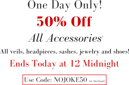 50% OFF All Accessories