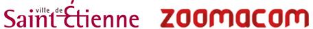 logos Saint-Etienne et Zoomacom