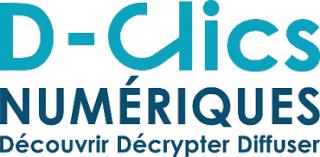 Logo D-clics numeriques