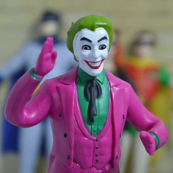 photo figurine Joker