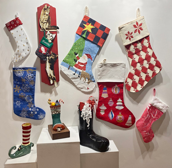 Gallery Calapooia Christmas stockings