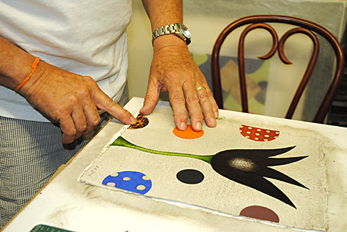 Dan Rizzie - Hands at work