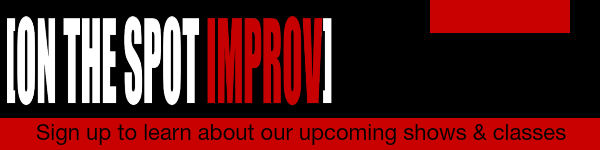 On The Spot Improv