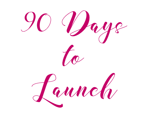 90 Days to Launch with Khrys Vaughan