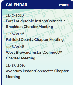 Upcoming NADP Chapter Meetings