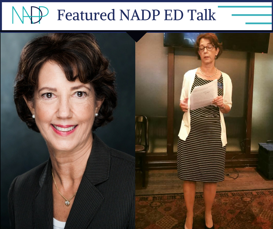 Featured NADP ED Talk - Iris Kozak