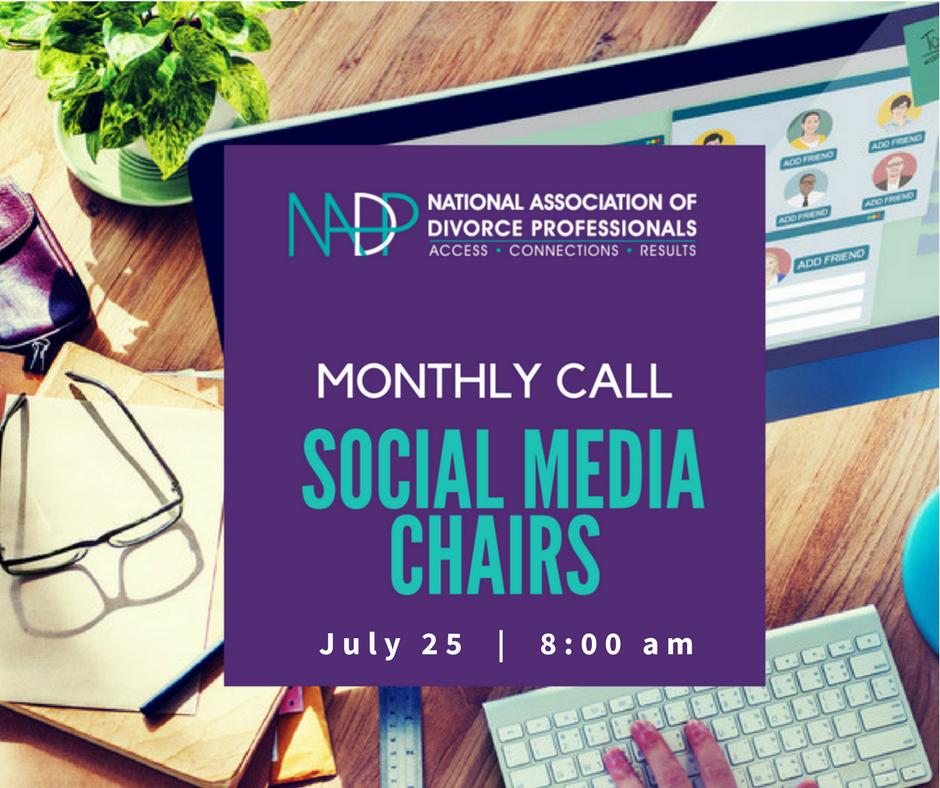 NADP Social Media Call