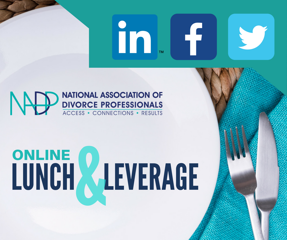 NADP Lunch and Leverage