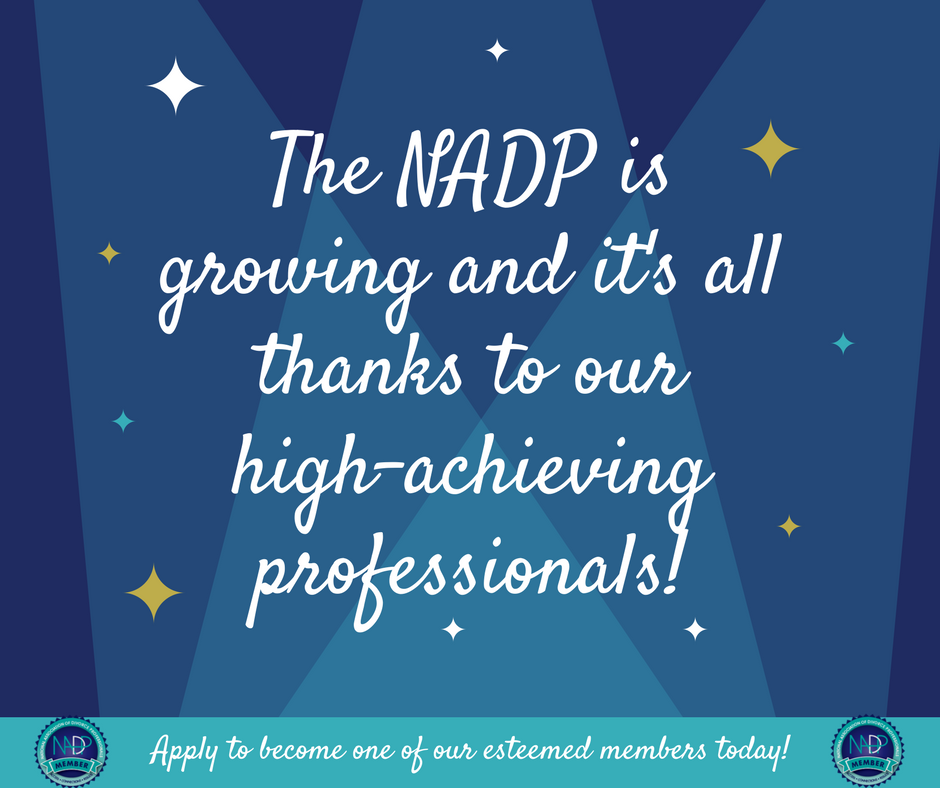 The NADP Is Growing