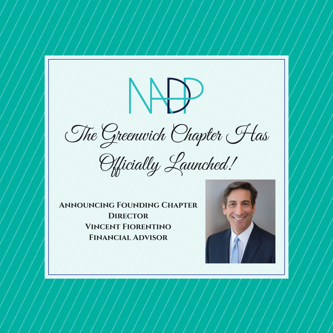 The NADP Greenwich Chapter Has Officially Launched!