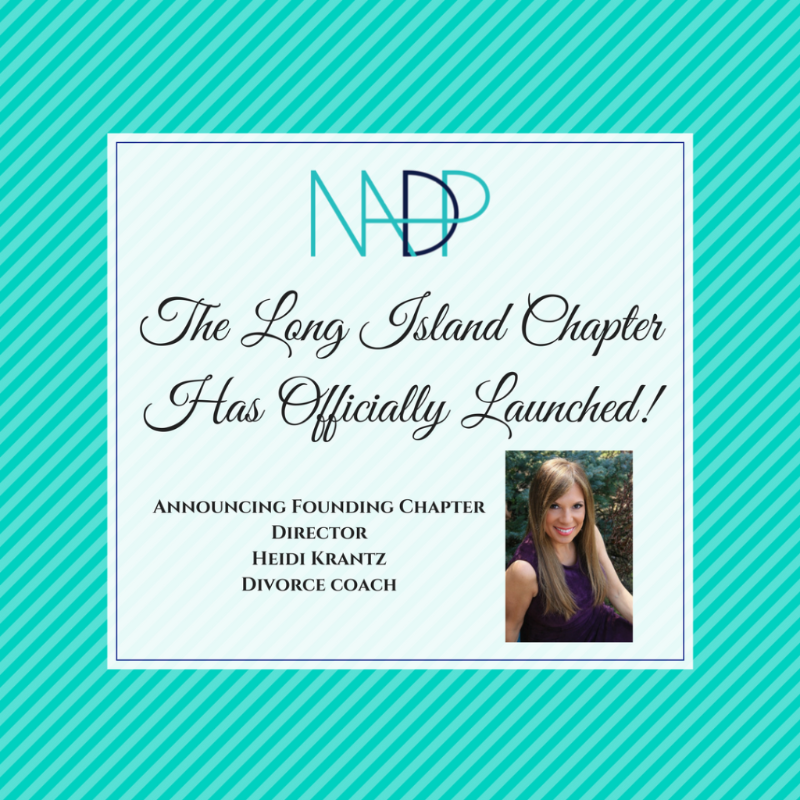 The NADP Long Island Chapter Has Officially Launched!