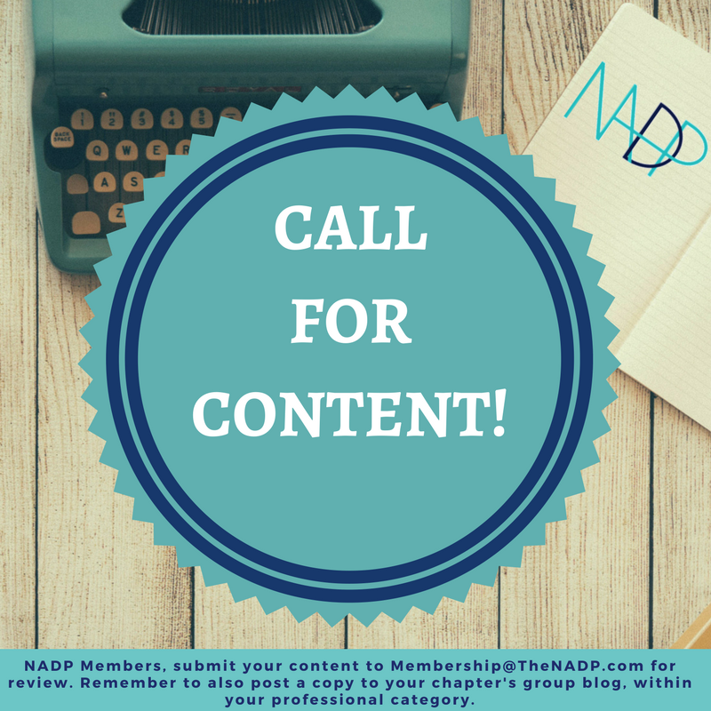 NADP Call For Content