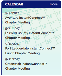 Upcoming NADP Meetings May 2017