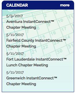 Upcoming NADP Meetings May 2017