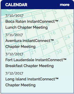 NADP Upcoming Meetings July